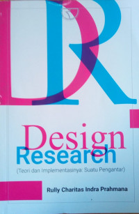 Image of Design Research: (Teori dan implementasinya: Suatu pengantar)