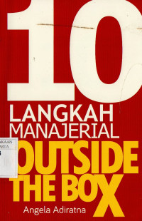 Image of 10 Langkah Manajerial Outside the Box
